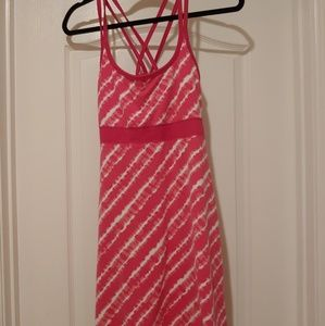 Brand new never wore soybu halter dress Medium